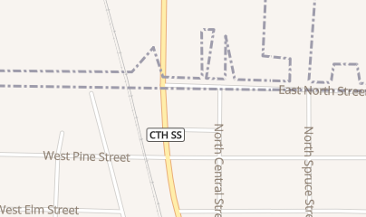 Directions for Hambone's Saloon in New Auburn, WI 328 County Highway Ss