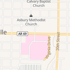 Directions for Dr Nelson Obikwu MD in Batesville, AR 1700 Harrison St