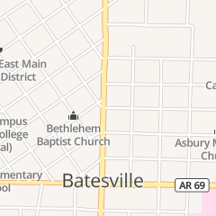 Directions for Sonic in Batesville, AR 715 S Saint Louis St