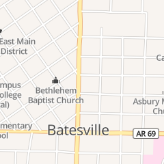 Directions for Dairy Queen in Batesville, AR 755 S Saint Louis St