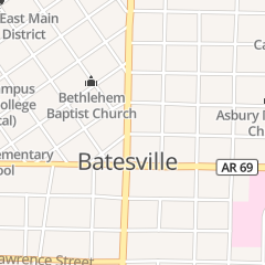 Directions for Tai Lees in Batesville, AR 805 S Saint Louis St
