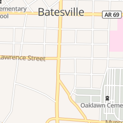 Directions for Wendy's Old Fashioned Hamburgers in Batesville, AR 1425 S Saint Louis St
