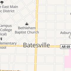 Directions for Hardee's Restaurant in Batesville, AR 850 S Saint Louis St