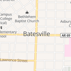 Directions for Subway Sandwiches & Salads in Batesville, AR 990 Harrison St