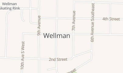 Directions for Freeman Foods Inc in Wellman, IA 268 8th Ave
