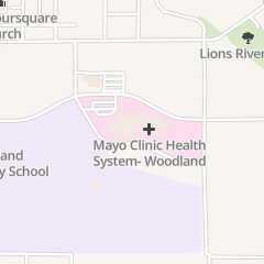 Directions for MAYO CLINIC HEALTH SYSTEM - NORTHLAND in Barron, WI 1222 E Woodland Ave
