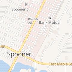 Directions for RJF AGENCIES in Spooner, WI 112 Ash St Ste 1