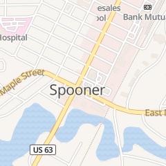 Directions for Mcdonald's Restaurant in Spooner, WI 104 N River St