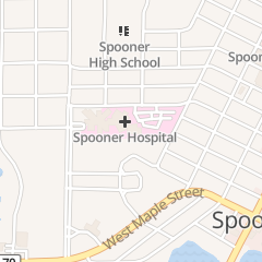 Directions for Bohac Beverly MD - Ofc in Spooner, WI 707 Ash St