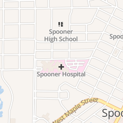 Directions for Regional Hospice in Spooner, WI 819 Ash St