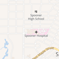 Directions for Regional Hospice Service in Spooner, WI 819 Ash St