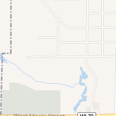 Directions for Lake Park Alliance Church - Parsonage in Spooner, WI 505 3rd St