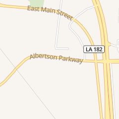 Directions for Tansations in Broussard, LA 1212 Albertson Pkwy Ste F