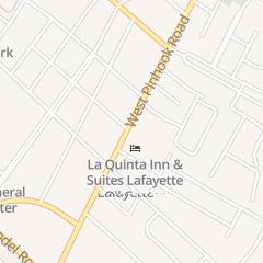 Directions for Primerica in Lafayette, LA 1001 W Pinhook Rd Ste 110