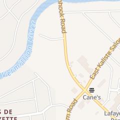 Directions for Saigon Spa Nail & Skin Care in Lafayette, LA 1812 W Pinhook Rd