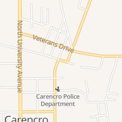 Directions for ACADIANA CONCRETE DESIGN INC in Carencro, la