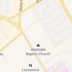 Directions for Borden Inc in Lafayette, LA 1308 Bertrand Dr