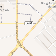 Directions for Cosmetology Training Center in Lafayette, LA 5520 Johnston St