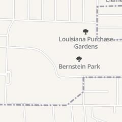 Directions for City of Monroe in Monroe, LA 1405 Bernstein Park Rd