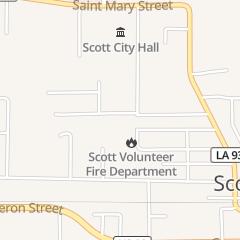 Directions for Simplicity Silk Flowers in Scott, LA 751 Maude St