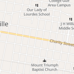 Directions for Bc Seafood in Abbeville, LA 815 Charity St