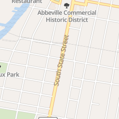 Directions for The Refinery in Abbeville, LA 508 S State St