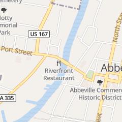Directions for Riverfront in Abbeville, LA 530 Park Avenue
