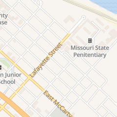 Directions for Carver Michael llc in Jefferson City, MO 712 e Capitol Ave