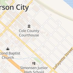 Directions for Musick Cord Llp in Jefferson City, MO 423 e High St