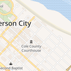 Directions for Cox Jamie J in Jefferson City, MO 312 E Capitol Ave