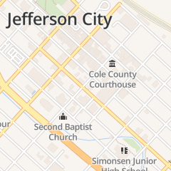 Directions for Mariea Sigmund & Browning llc in Jefferson City, MO 305 E Mccarty St Ste 300
