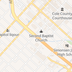 Directions for NEWMAN COMLEY & RUTH PROFESSIONAL CORPORATION in JEFFERSON CITY, MO 601 Monroe St Ste 301