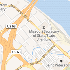 Directions for Michael Sara c in Jefferson City, MO 221 Bolivar St