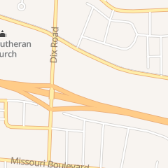 Directions for DELONG F JOE III ATTY in Jefferson City, MO 301 Dix Rd