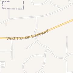 Directions for Burton Kim in Jefferson City, MO 3405 W Truman Blvd