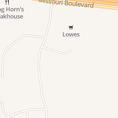 Directions for Office of Chief Disciplinary Counsel in Jefferson City, MO 3335 American Ave