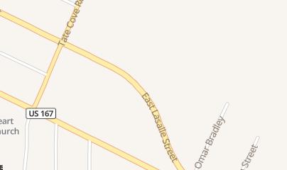 Directions for Redbox in Ville Platte, LA 891 E Lasalle St