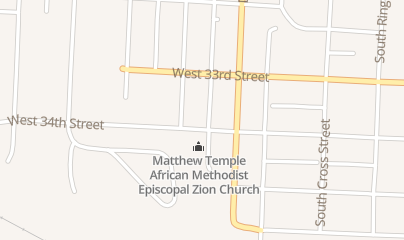 Directions for Little Rock Tree Service in Little Rock, AR 1516 W 34th St