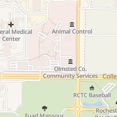 Directions for Olmsted County Housing & Redevelopment Authority - Suite 100 in Rochester, MN 2122 Campus Dr Se Ste 100