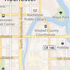 Directions for City of Rochester in Rochester, MN 101 4Th St SE