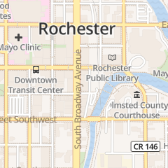 Directions for Steven E Christopherson Cpa in Rochester, MN 220 Broadway Ave S Ste 5