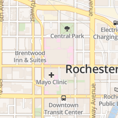 Directions for Mayo Clinic - Methodist Campus in Rochester, MN 201 W Center St