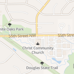 Directions for Kingdom Kids Christian Pre School in Rochester, MN 4400 55th St Nw