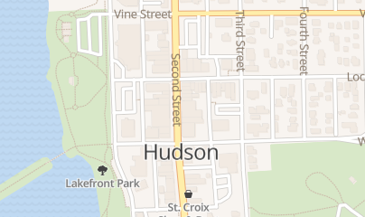 Directions for Urban Olive & Vine in Hudson, WI 520 2nd St