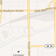 Directions for United Way in Marshalltown, IA 709 S Center St Ste 6