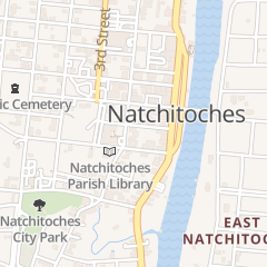 Directions for Trinity Episcopal Church in Natchitoches, LA 533 2nd St