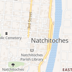 Directions for Parish of Natchitoches - Civil Defense in Natchitoches, LA 624 2nd St