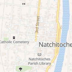 Directions for Parish of Natchitoches - Indigent Defender Board in Natchitoches, LA 303 Saint Denis St