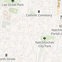 Directions for Shiloh Baptist Church in Natchitoches, LA 410 6th St
