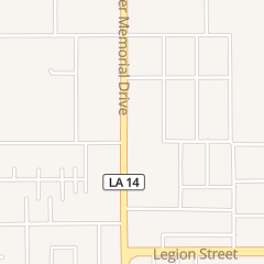 Directions for Famous Foods in Lake Charles, LA 1475 Gertsner Memorial Dr